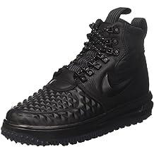 Nike Lf1 Duckboot '17, Zapatillas de Baloncesto Para Hombre, Negro (Black/Black/Anthracite 002), 40 EU