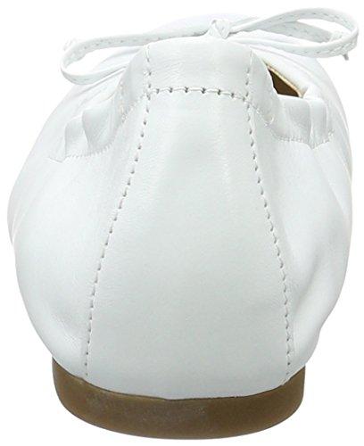 Gabor Fashion, Ballerine Donna Bianco (weiss 21)