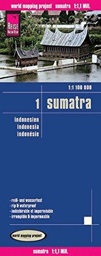Indonesia 1 Sumatra 2010 (111m) por Reise Know-How Verlag GmbH