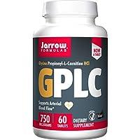 Jarrow Formulas - GPLC glicina propionil-L-carnitina HCI 750 mg. -