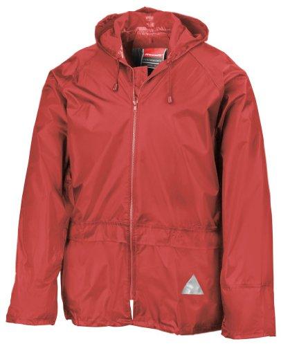 Weatherguard Regen-Anzug, Farbe:Red;Größe:M M,Red