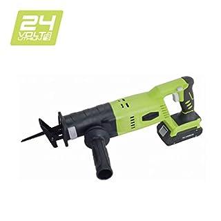 Greenworks 24V Akku-Säbelsäge (ohne Akku und Ladegerät) - 1200007