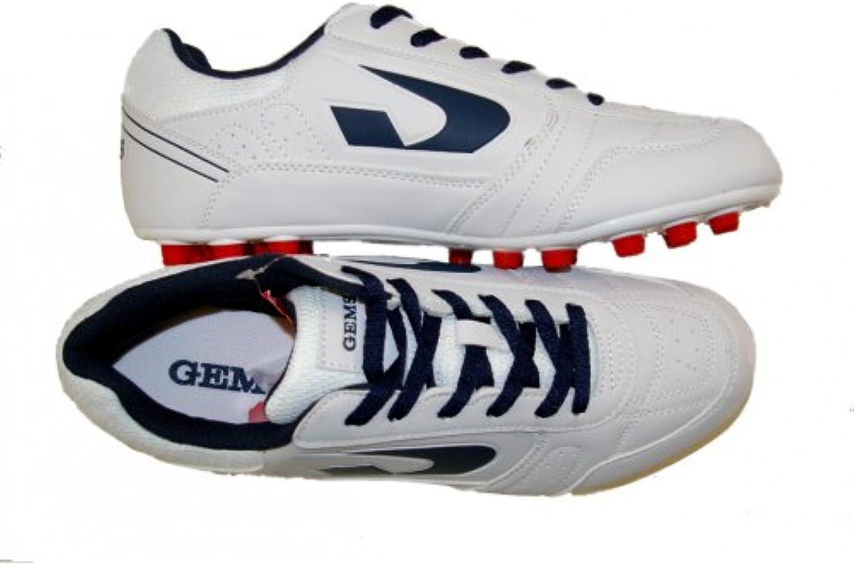 Gems - Zapatillas de fútbol sala para hombre white-blue