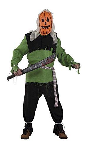 Imagen de disfraz espantapájaros halloween  único, xl