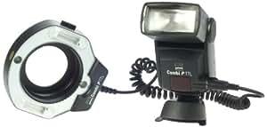Dörr Combi TTL Blitz P für Olympus und Panasonic mit Makroblitz Blitzhälften einzeln schaltbar