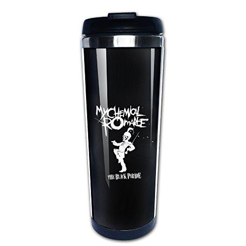 My Chemical Romance The Black Parade Edelstahl Vakuum Tasse Kaffee (My Chemical Romance-kaffee-tasse)