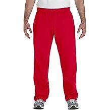 a26b201b23 Pantalones de chándal para hombres con estilo de PITTMAN. Gildan G184 Heavy  BlendTM 8 oz