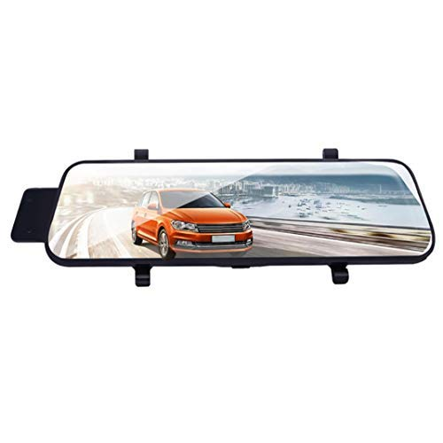 sxsuperbOniu Videorecorder,Auto-Elektronik,9,66 Zoll LCD 1080P Auto DVR Kamera Dash Cam Video Recorder G-Sensor Nachtsicht,Für Auto - Element Electronics Lcd-tvs