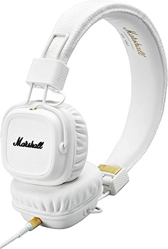 Foto Marshall - Major II White Cuffie On Ear Con Remote Control