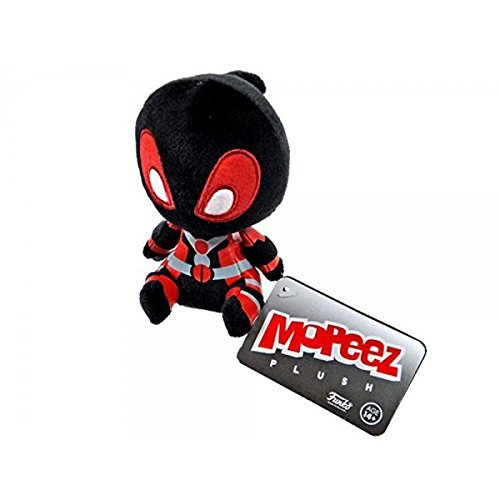 Funko - Peluche Marvel Collector Corps - Deadpool Mopeez 10cm - 0635231876225