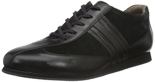 Karl Lagerfeld Sneaker-Herren, Baskets Basses Homme Noir (90)