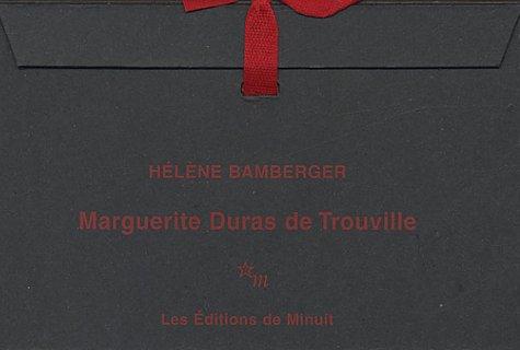 Marguerite Duras de Trouville