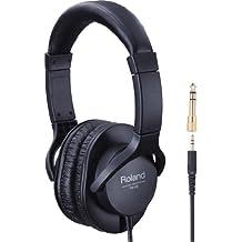 ROLAND 408360099 - Auriculares para DJ (tipo cerrado), color negro