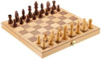 Philos 2708 - Schachkassette, Feld 33 mm, Königshöhe 64 mm