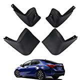 Corolla Molded Splash Guards Mud Flaps for 2014-2016