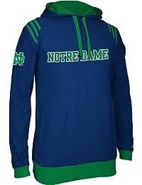 Notre Dame Fighting Irish Adidas 2013 NCAA 3 Stripe Pullover SweatShirt Chemise
