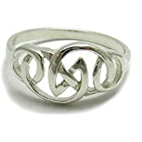 Anello in argento 925 Nodo R001769 Empress
