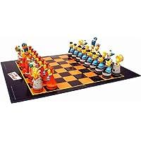 United-Labels-0962502-Schachspiel-Simpsons-3D