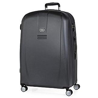 JASLEN – Maletas de Viaje Duras Rígidas 4 Ruedas Trolley ABS. Neceser. Cómodas Resistentes y Ligeras. Cabina Pequeña, Mediana y Grande XL. Candado TSA