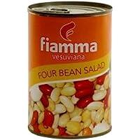 piezas 400gX24 Fiamma Mamekan Cuatro mezcla de frijol