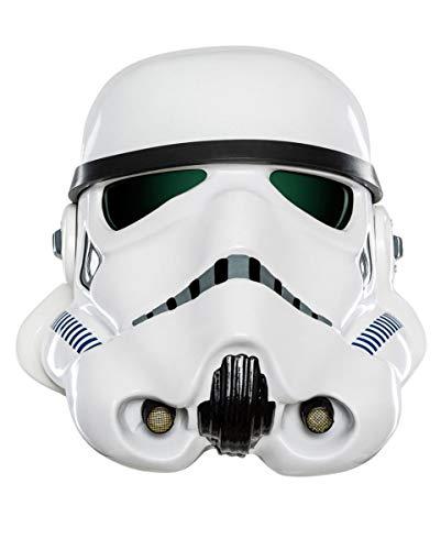 Horror-Shop Star Wars EP IV: Stormtrooper Helm Replik für Fans & ()