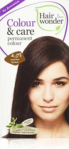 Hair Wonder Colour & Care Mocha Brwn 4.03 100ml
