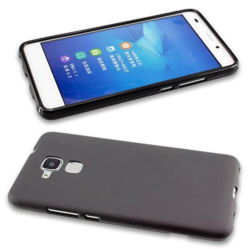 caseroxx TPU-Hülle für Huawei GT3, Tasche (TPU-Hülle in schwarz)