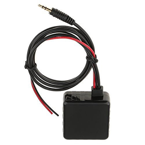 non-brand Universal Bluetooth-Adapter zum Musikstreaming mit Auto-Remote (wasserdicht, AUX 3,5mm Klinke) perfekt für Kfz/Auto/Home Hi-Fi/Boot/Marine