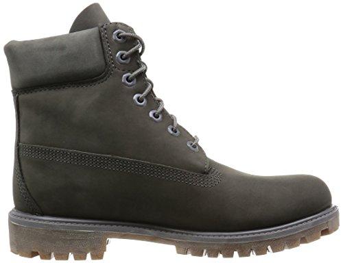 Timberland 6-Inch Premium, Herren Halbschaft Stiefel Grau (Grey)