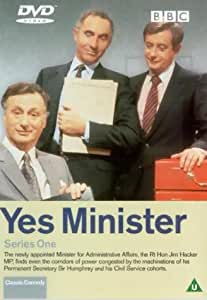 Yes Minister - Series One [1980] [DVD]