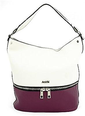 Bolso Amichi Burdeos A150105