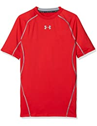 Under Armour Heat Gear Armour Short Sleeve Men's Round Neck T-Shirt