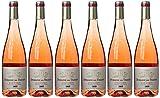 Domaine Des Trahan France Loire Valley Vin Rosé d'Anjou AOP 75 cl - Lot de 6