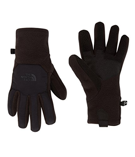 THE NORTH FACE Herren Denali Etip Handschuhe, TNF Black, S Denali Fleece