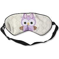 Birthday Girl Owl 99% Eyeshade Blinders Sleeping Eye Patch Eye Mask Blindfold For Travel Insomnia Meditation preisvergleich bei billige-tabletten.eu