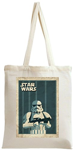 Storm Trooper Vintage Star Wars Tote Bag
