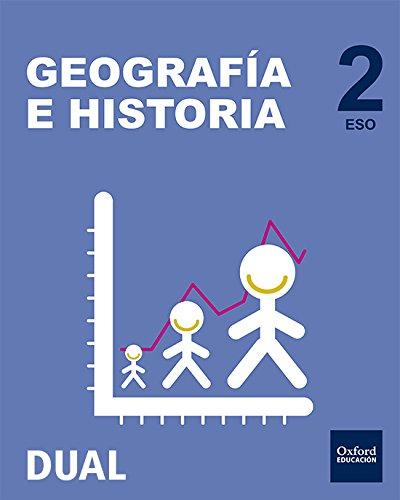 Inicia Dual Geografía E Historia. Libro Del Alumno Madrid, País Vasco - 2º ESO - 9780190503291
