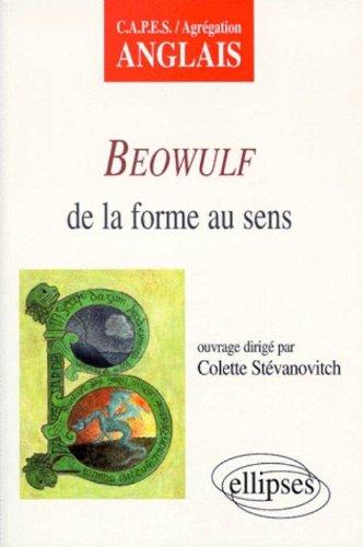 Beowulf de la forme au sens