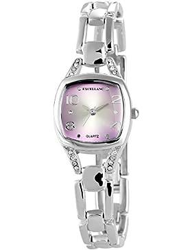 Excellanc Damen-Armbanduhr Analog Quarz verschiedene Materialien 180423800041