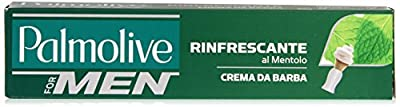 Palmolive Menthol Shaving Cream Tube - 100ml