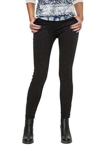 ONLY Damen Skinny Jeans Slim Fit Denim (38/L34 (Herstellergröße: M), Black)