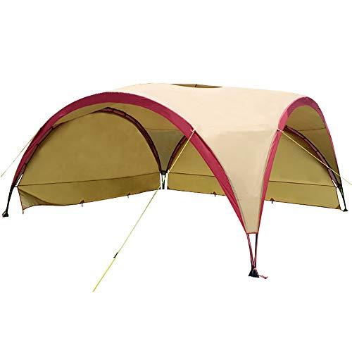 LBAFS Baldachin Zelt Strand Sonnenschirm Markise Pergola Outdoor Camping Werbung Aktivität...