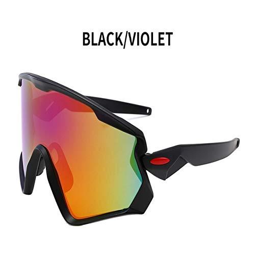 ZKAMUYLC SonnenbrilleHerren Radfahren Brillen Mountainbike Rennrad Sport Sonnenbrillen Brillen Gafas Ciclismo Oculos Ciclismo Occhiali