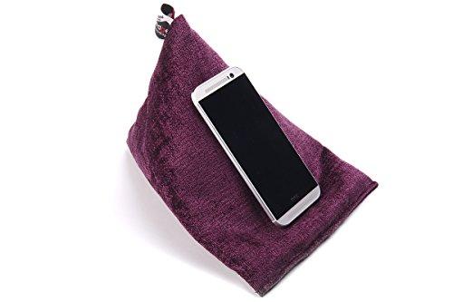 Edge Beanbags Techbed Mini - A Lightweight Mini Beanbag Tablet Stand