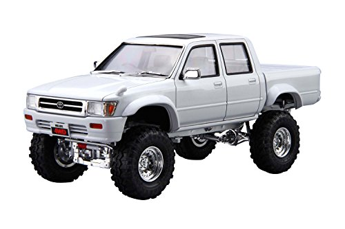 1-24-the-and-sedans-ln107-toyota-hilux-pick-up-double-cab-lift-up-94-model-car
