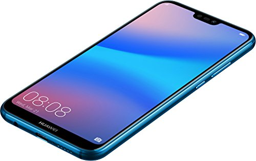 Huawei P20 Lite Blue (19:9 Full View Display, 24MP Front Camera, 64GB)
