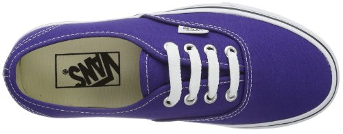 Vans U Authentic Deep Wisteria/T, Scarpe Sportive-Skateboard Unisex-Adulto Viola (Deep Wisteria/True White)