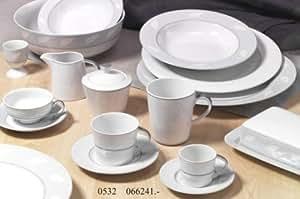 ritzenhoff breker geschirr venezia via espresso set k che haushalt. Black Bedroom Furniture Sets. Home Design Ideas