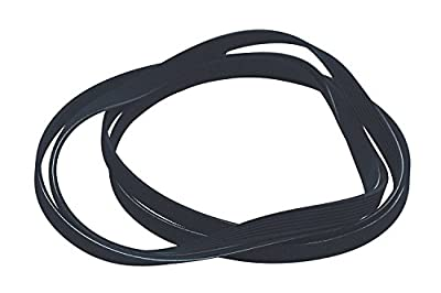 FindASpare Replacement Washing Machine Poly-Vee Drive Belt 1965 H7 Whirlpool