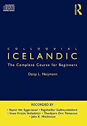 Colloquial Icelandic: The Complete Course for Beginners